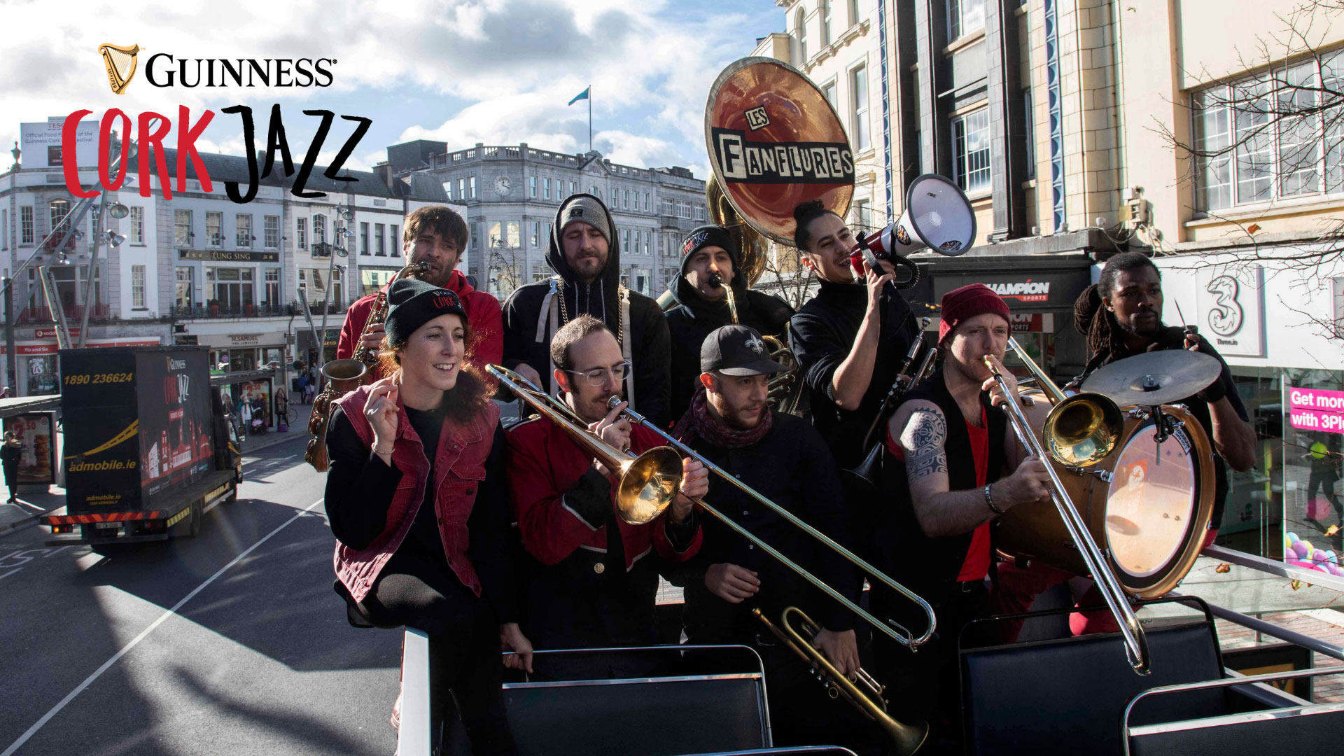 Giants of Jazz among headliners for Guinness Cork Jazz Festival 2019