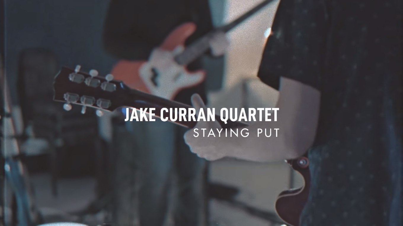"Jake Curran ""Staying Put"" Single Release"