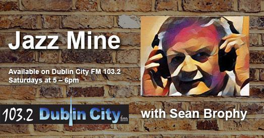Jazz Mine No. 185 1st. Dec. 2018 with guests The Two Five Ones from Monaghan
