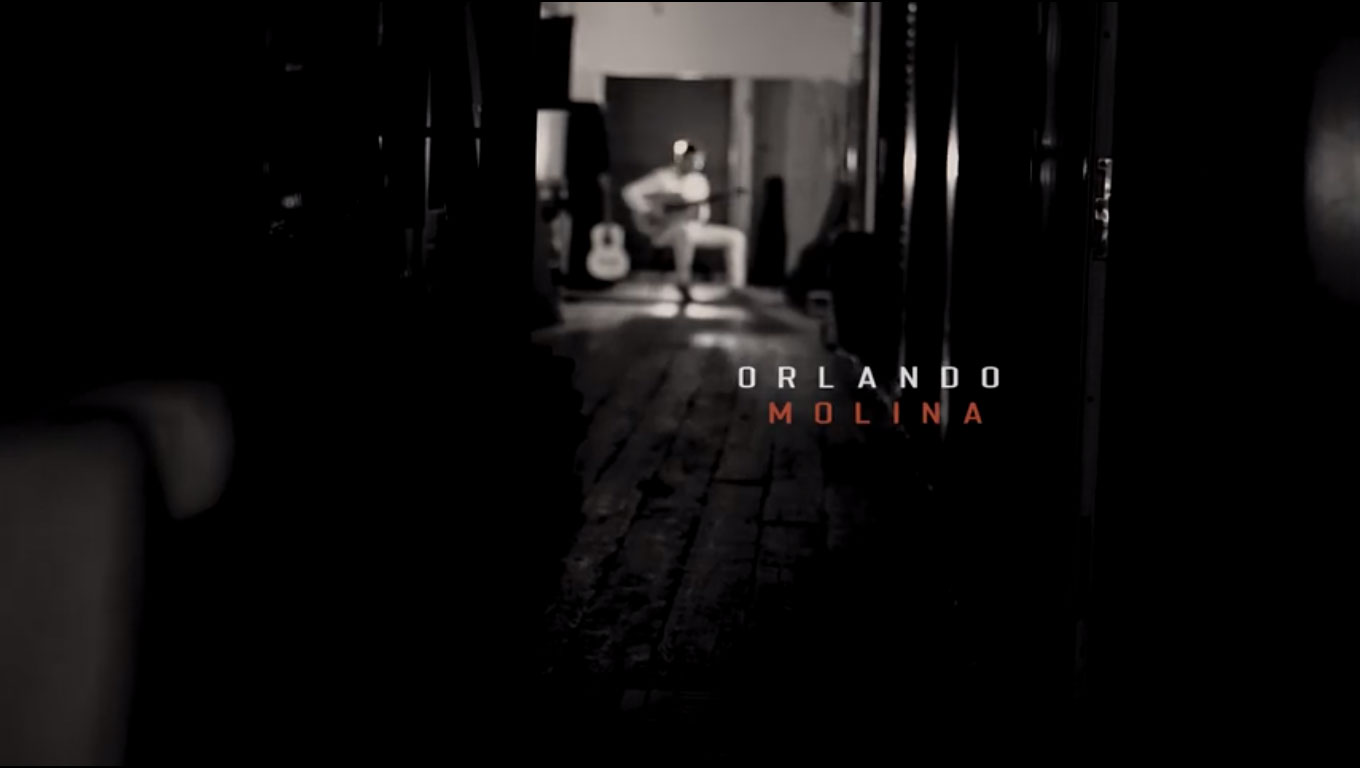 Orlando Molina – New Music Video Release