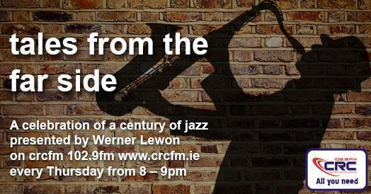 Tales from the far Side 21.02.19 Jazz Waltzes: Fascinating music in 3/4 time and beyond