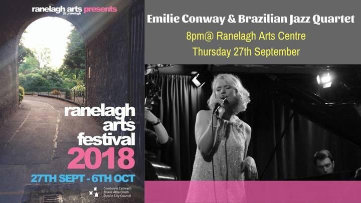 Emilie Conway & Brazilian Jazz Quartet