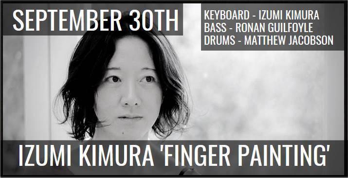 Izumi Kimura 'Finger Painting'