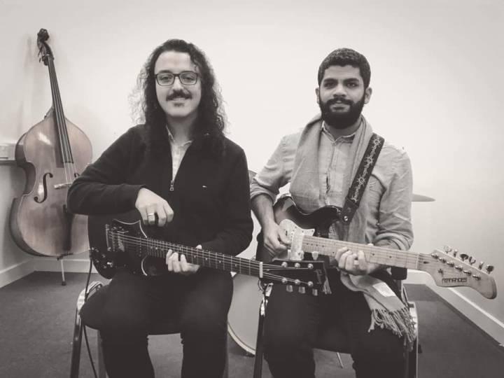 Arjun Desai Duo Live