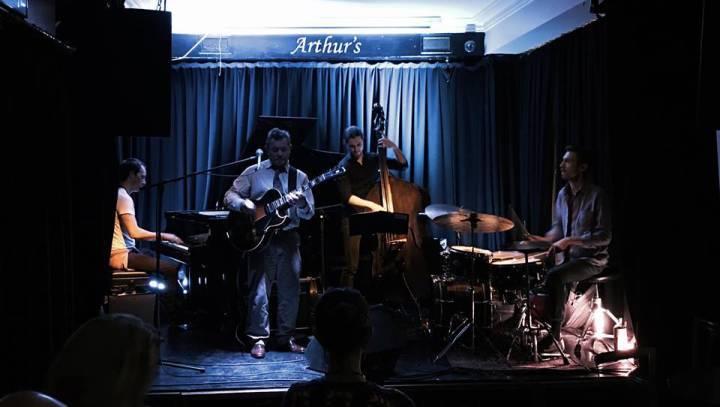 Nigel Mooney Quartet