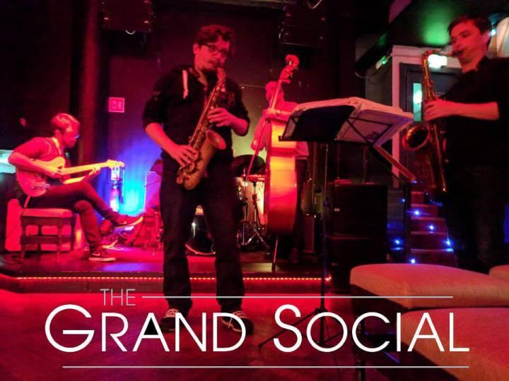 Jazz Jam at The Grand Social