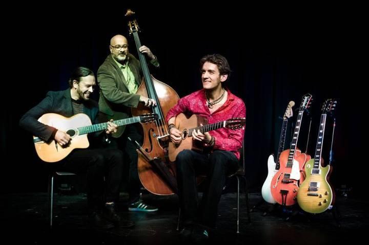 Remi Harris Trio