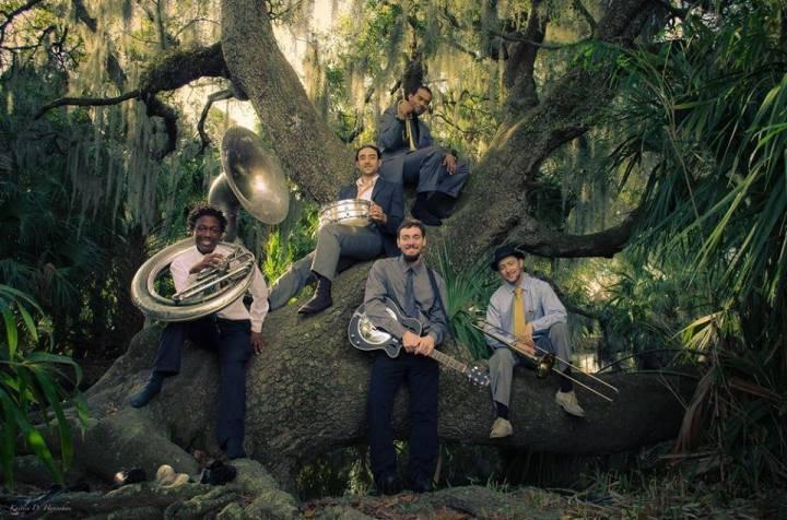 New Orleans Swamp Donkeys