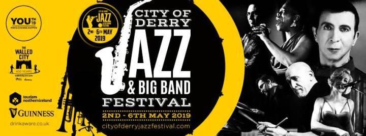 City of Derry Jazz Festival 2019