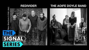 Signal Series April - ReDiviDeR | The Aoife Doyle Band