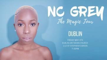 NC Grey: The Magic Tour