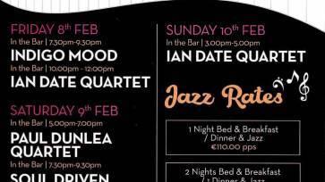 Lawlors Hotel Jazz Weekend