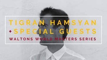 Tigran Hamasyan + Special Guests • Waltons World Masters