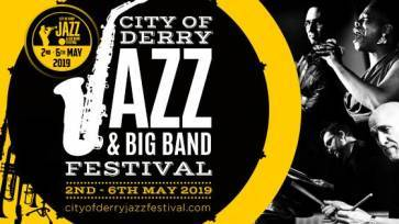City of Derry Jazz Festival 2019