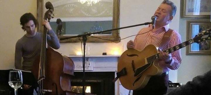 Nigel Mooney Sunday Jazz Sessions at the United Arts Club