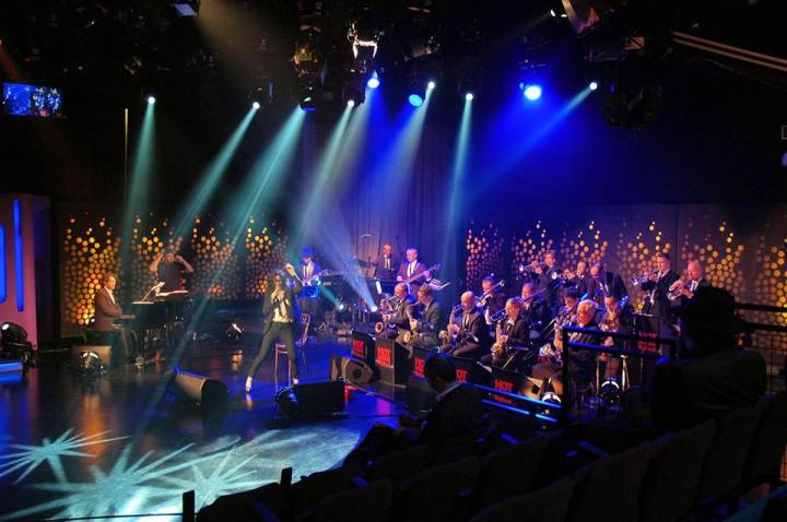 The Hot House Big Band