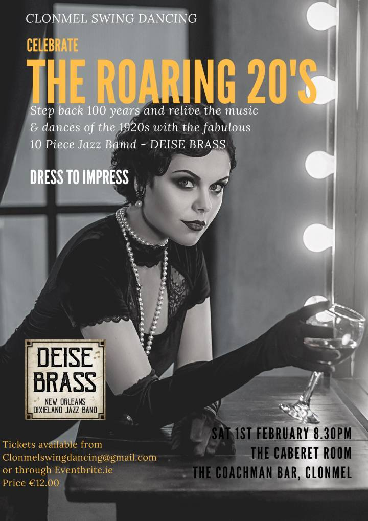 The Roaring 20s - Dress to Impress