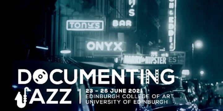 Documenting Jazz 2021