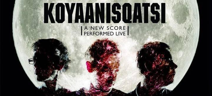 GoGo Penguin : Koyaanisqatsi a new score performed live