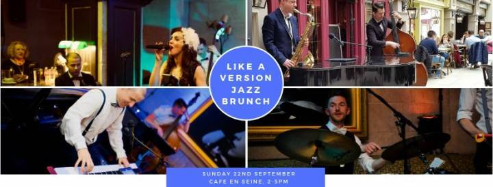 Jazz Brunch with the Like A Version Quartet