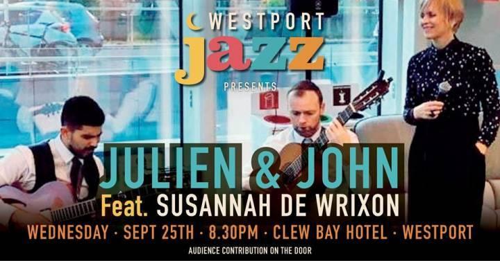 Julien&John Feat. Susannah de Wrixon