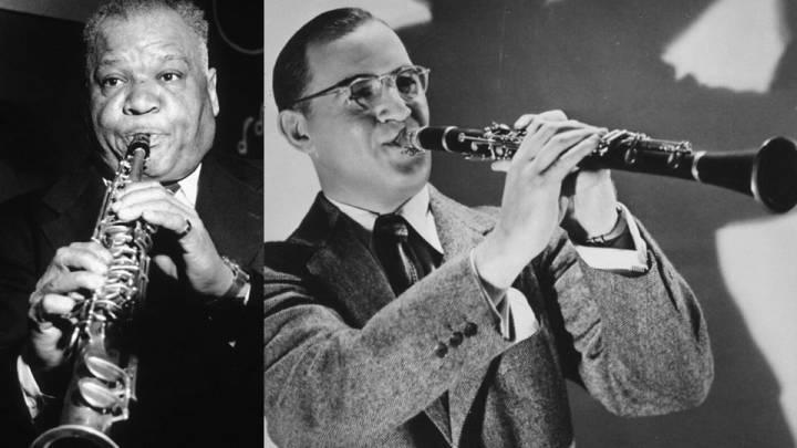 JAZZGate: Clarinet in Jazz (Benny Goodman/Sidney Bechet)