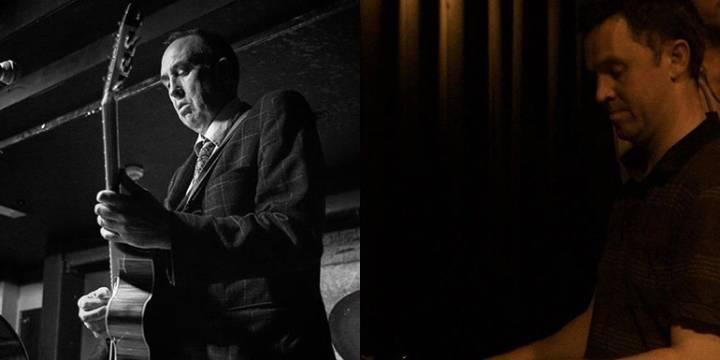 Ian Date & Myles Drennan Duo - Summer Jazz at Triskel