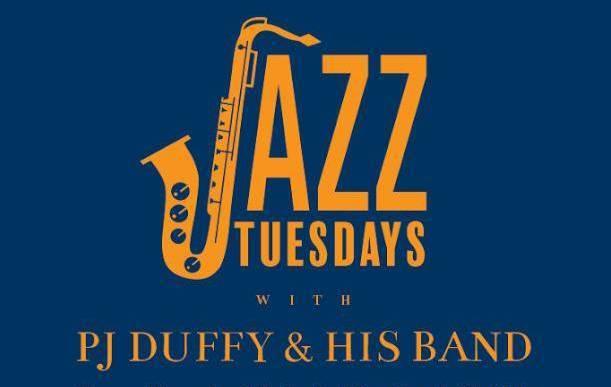 Jazz Tuesdays with PJ Duffy
