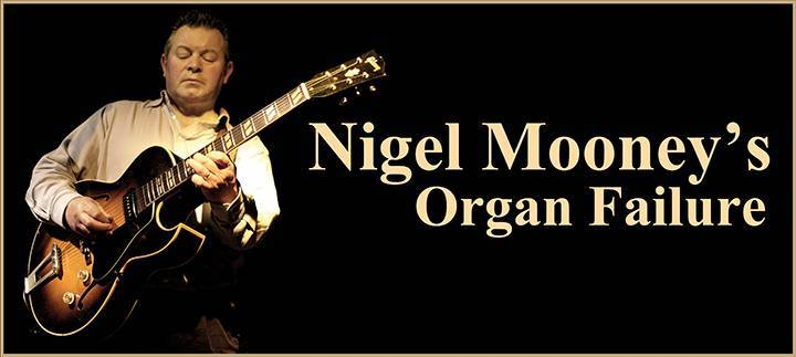Nigel Mooney's Organ Failure
