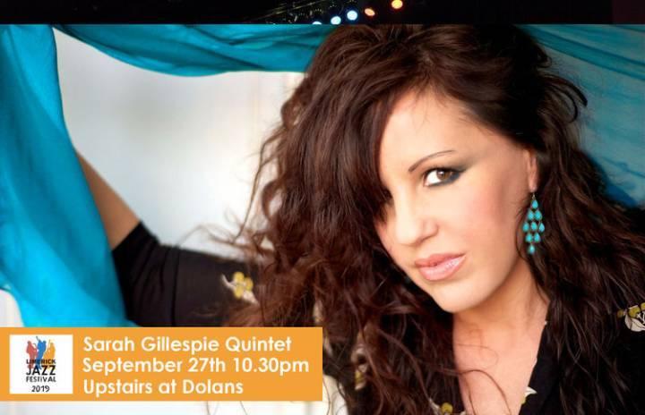 Sarah Gillespie Quintet