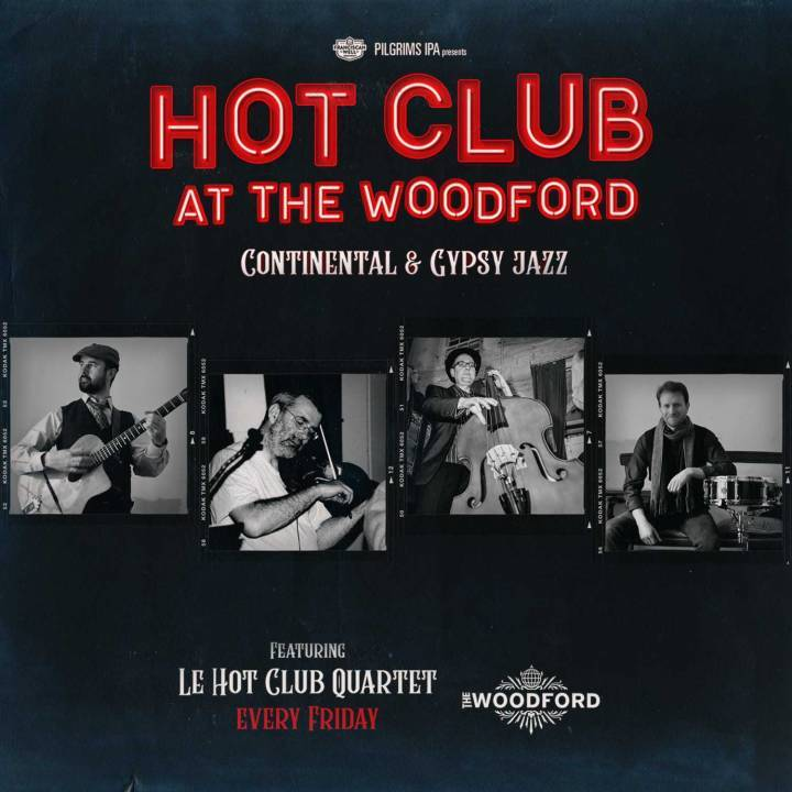 Hot Club at The Woodford