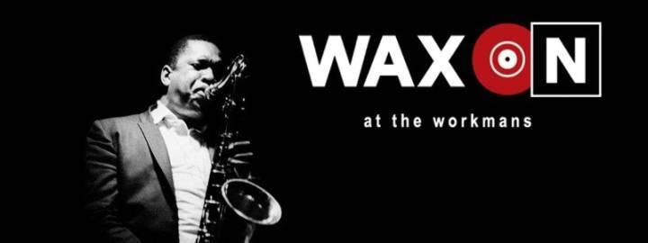 Wax On #4 John Coltrane