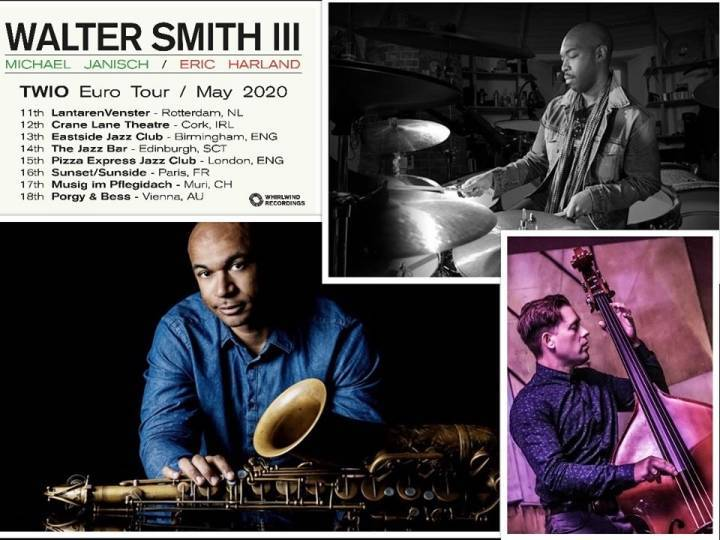 Walter Smith III TWIO Feat. Micheal Janisch & Eric Harland