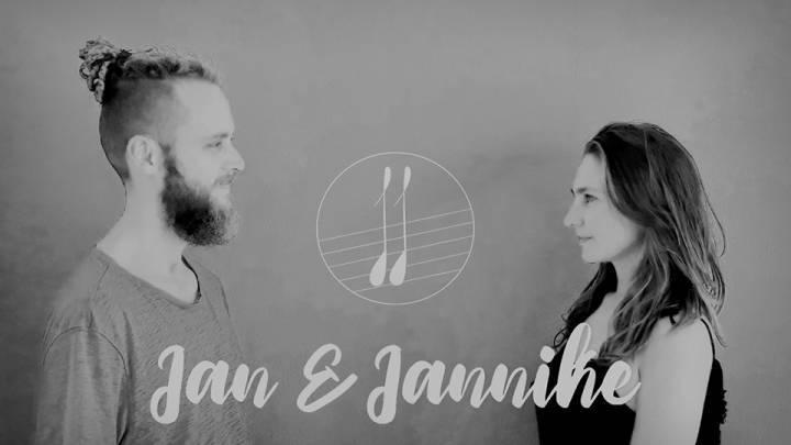 Jan & Jannike live at Art Café Dublin