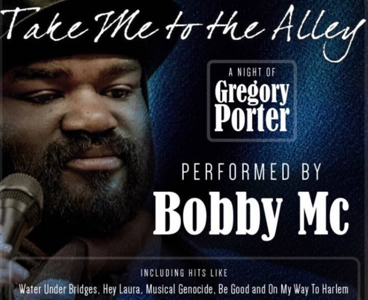 Take Me To The Alley - Gregory Porter Tribute