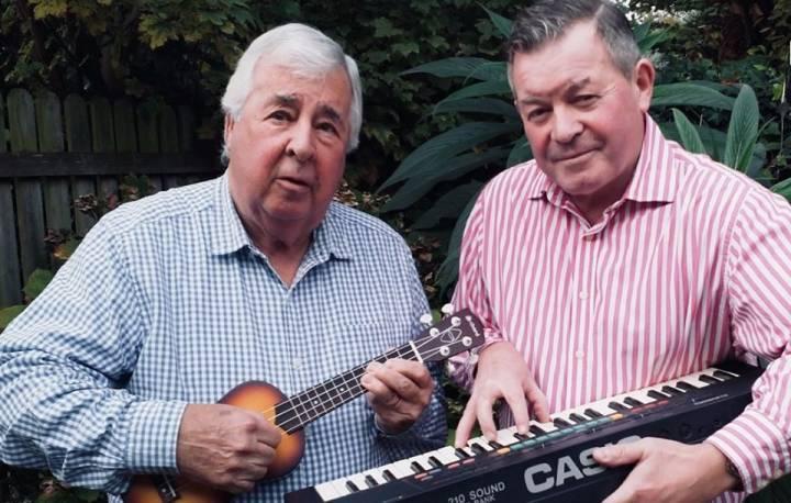 Jim Doherty And Nigel Mooney