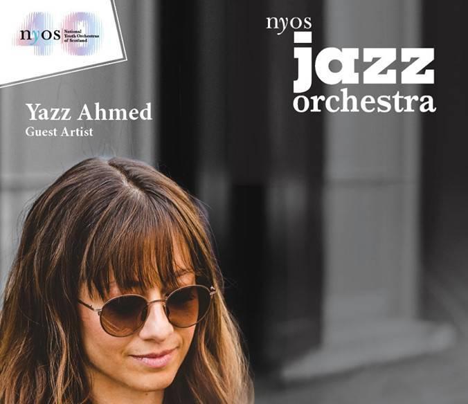 NYOS Jazz Orchestra Summer Tour: Sligo Jazz Festival