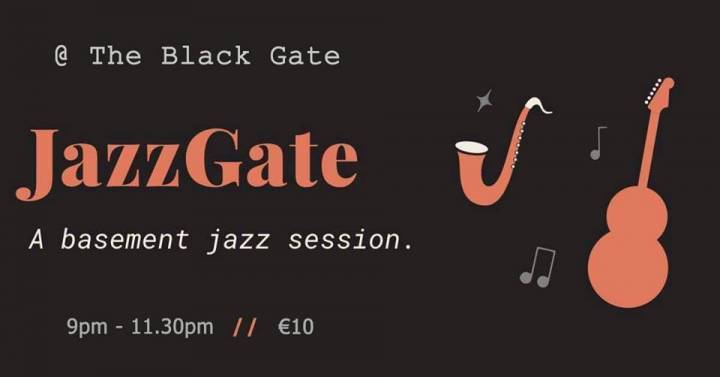 JAZZGate: The Music of Billie Holiday (feat. Emilie Conway)