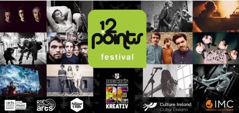 12 Points Festival 2018 - Jazz Ireland - Jazz Ireland