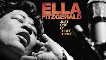 Ella Fitzgerald : Just One of Those Things - Irish Premiere