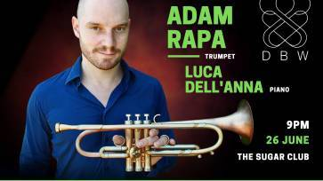 Dublin Brass Week - Adam Rapa and Luca Dell'Anna
