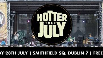Hotter Than July festival 2019